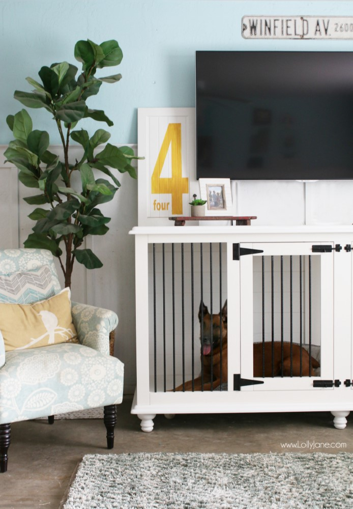 Doggie Den Dog Kennel muebles