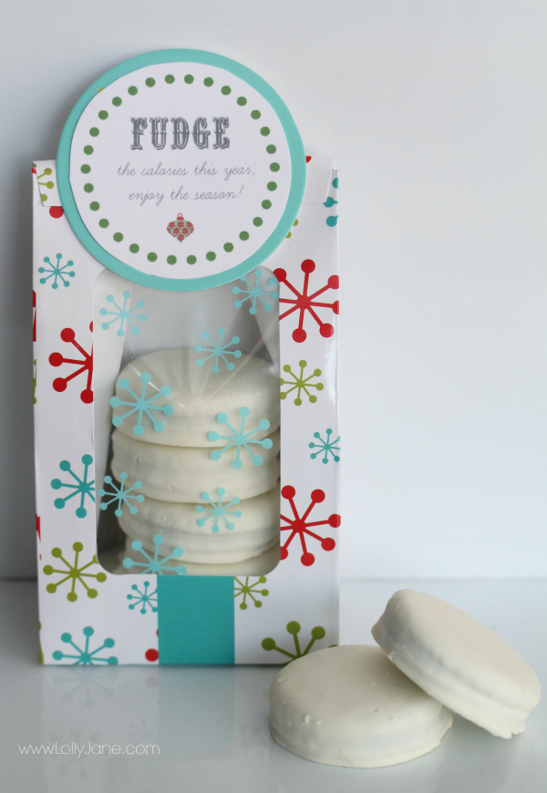 Fudge the Calories idea de regalo