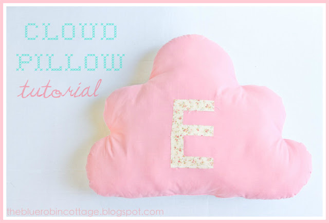Tutorial Cloud Pillow